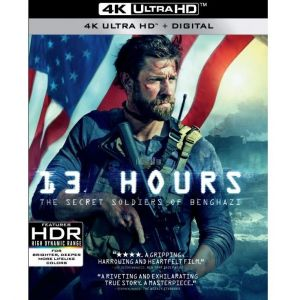 13 HOURS: THE SECRET SOLDIERS OF BENGHAZI 4K [Imported] (4K UHD BLU-RAY)