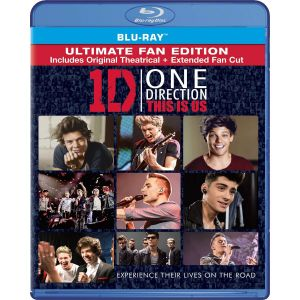 1D ONE DIRECTION: THIS IS US Extended (BLU-RAY)