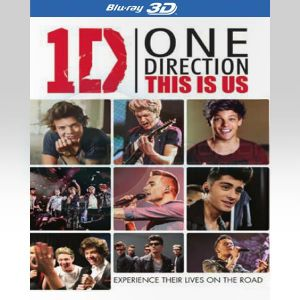 1D ONE DIRECTION: THIS IS US Extended in 3D (BLU-RAY 3D)