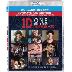 1D ONE DIRECTION: THIS IS US Extended in 3D - ULTIMATE FAN EDITION [Εισαγωγής ΜΕ ΕΛΛΗΝΙΚΟΥΣ ΥΠΟΤΙΤΛΟΥΣ] (BLU-RAY 3D + BLU-RAY)