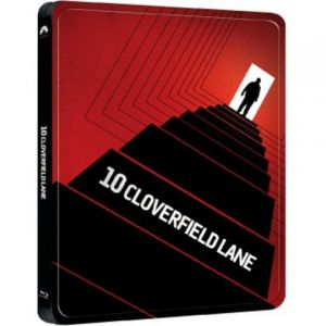 10 CLOVERFIELD LANE Limited Edition Steelbook ΑΠΟΚΛΕΙΣΤΙΚΟ (BLU-RAY)