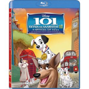 101 DALMATIANS II: PATCH'S LONDON ADVENTURE Special Edition (BLU-RAY)