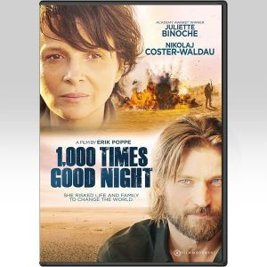 1000 TIMES GOODNIGHT  (DVD)