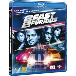 2 FAST 2 FURIOUS - ΜΑΧΗΤΕΣ ΤΩΝ ΔΡΟΜΩΝ 2 (BLU-RAY)