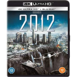2012 [Imported] (4K UHD BLU-RAY)