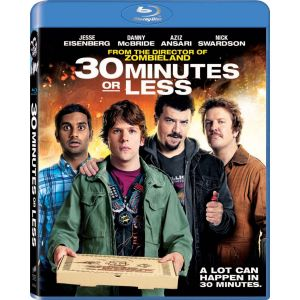 30 MINUTES OR LESS - ΛΗΣΤΕΙΑ ΣΕ… 30' (BLU-RAY)
