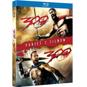 300 & 300: RISE OF AN EMPIRE [Imported] (BLU-RAY)