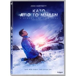 6 BELOW: MIRACLE ON THE MOUNTAIN (DVD)