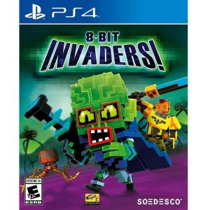 8-BIT INVADERS! (PS4)