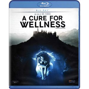 A CURE FOR WELLNESS (BLU-RAY)