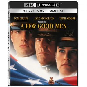 A FEW GOOD MEN 4K+2D (4K UHD BLU-RAY + BLU-RAY 2D)
