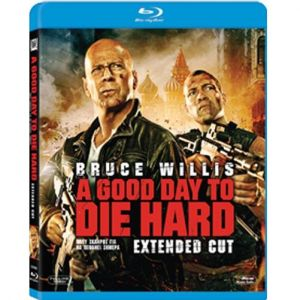 A GOOD DAY TO DIE HARD Extended Cut - ΠΟΛΥ ΣΚΛΗΡΟΣ ΓΙΑ ΝΑ ΠΕΘΑΝΕΙ ΣΗΜΕΡΑ Extended Cut (BLU-RAY)