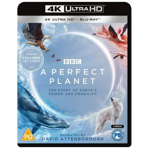A PERFECT PLANET 4K+2D [Imported] (4K UHD BLU-RAY + BLU-RAY)