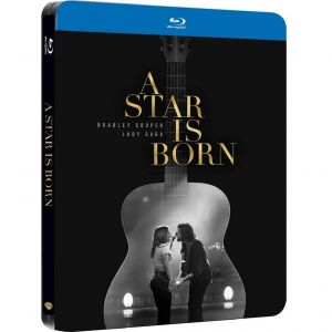 A STAR IS BORN [Import] Limited Edition Steelbook (BLU-RAY)