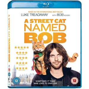 A STREET CAT NAMED BOB (BLU-RAY)