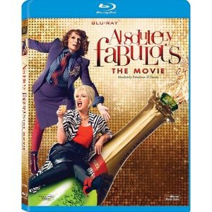 ABSOLUTELY FABULOUS: THE MOVIE - ABSOLUTELY FABULOUS: Η ΤΑΙΝΙΑ (BLU-RAY)
