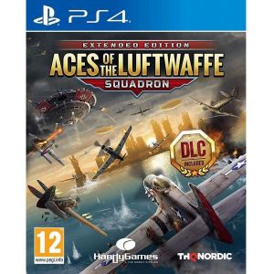 ACES OF THE LUFTWAFFE - SQUADRON EXTENDED EDITION (PS4)