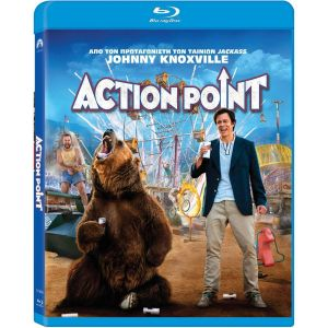 ACTION POINT (BLU-RAY)