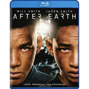 AFTER EARTH [4K MASTERED] (BLU-RAY) ***SONY EXCLUSIVE***