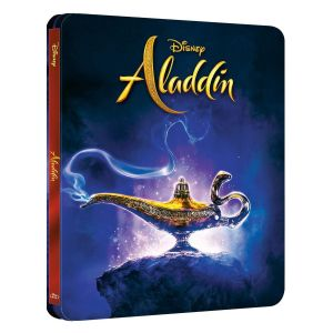 ALADDIN [2019] Limited Edition Steelbook (BLU-RAY)