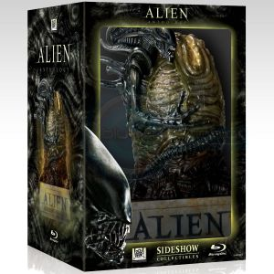 ALIEN ANTHOLOGY - LIMITED EDITION EGG [Imported] (6 BLU-RAYs)