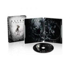 ALIEN: COVENANT Limited Edition Steelbook (BLU-RAY)