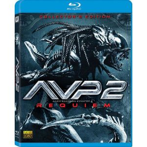 ALIEN vs PREDATOR: REQUIEM Collector's Edition (BLU-RAY)