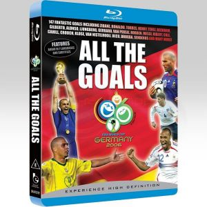 ALL THE GOALS - FIFA WORLD CUP GERMANY 2006 [Imported] (BLU-RAY)