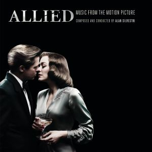 ALLIED - ORIGINAL MOTION PICTURE SOUNDTRACK (AUDIO CD)
