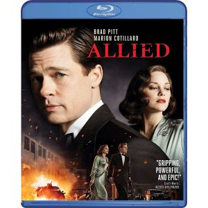 ALLIED (BLU-RAY)