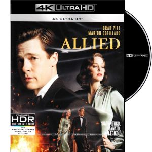 ALLIED [GREEK] (4K UHD BLU-RAY)
