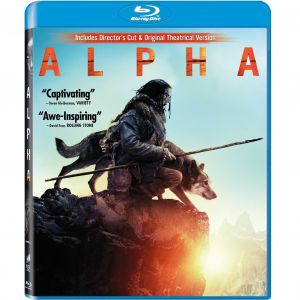 ALPHA Director's Cut & Theatrical Version (BLU-RAY)