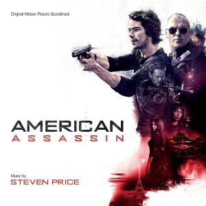 AMERICAN ASSASSIN  - ORIGINAL MOTION PICTURE SOUNDTRACK (AUDIO CD)