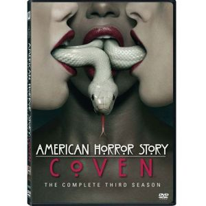 AMERICAN HORROR STORY: COVEN THE COMPLETE 3rd SEASON - AMERICAN HORROR STORY: ΜΑΓΙΣΣΕΣ 3η ΠΕΡΙΟΔΟΣ (4 DVDs)