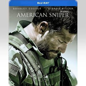 AMERICAN SNIPER - ΕΛΕΥΘΕΡΟΣ ΣΚΟΠΕΥΤΗΣ Limited Collector's Edition FuturePak (BLU-RAY)