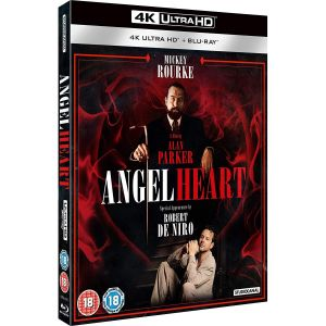 ANGEL HEART 4K+2D [Imported] (4K UHD BLU-RAY + BLU-RAY)