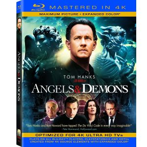 ANGELS AND DEMONS - ILLUMINATI: ΟΙ ΠΕΦΩΤΙΣΜΕΝΟΙ [4K MASTERED] (BLU-RAY)