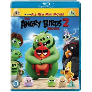 ANGRY BIRDS: THE MOVIE 2 - ANGRY BIRDS: Η ΤΑΙΝΙΑ 2 (BLU-RAY) & ΜΕΤΑΓΛΩΤΤΙΣΜΕΝΟ ΣΤΑ ΕΛΛΗΝΙΚΑ