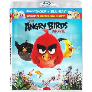 ANGRY BIRDS: THE MOVIE 3D - ANGRY BIRDS: Η ΤΑΙΝΙΑ 3D (BLU-RAY 3D + BLU-RAY) & ΜΕΤΑΓΛΩΤΤΙΣΜΕΝΟ ΣΤΑ ΕΛΛΗΝΙΚΑ ***SONY EXCLUSIVE***