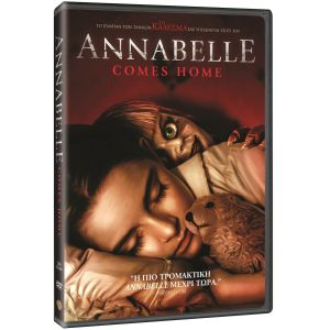 ANNABELLE 3: COMES HOME (DVD)