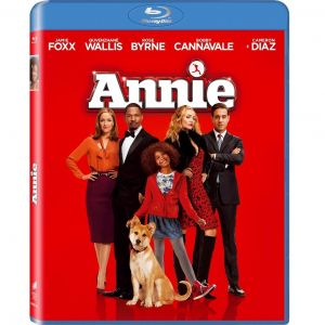 ANNIE [4K MASTERED] (BLU-RAY) & ΣΤΑ ΕΛΛΗΝΙΚΑ ***SONY EXCLUSIVE***