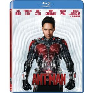 ANT-MAN (BLU-RAY) ***MARVEL EXCLUSIVE***