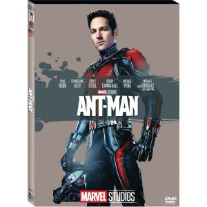 ANT-MAN O-Ring (DVD) ***MARVEL EXCLUSIVE***