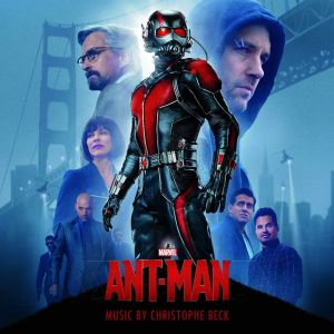 ANT-MAN - THE ORIGINAL MOTION PICTURE SOUNDTRACK (AUDIO CD)