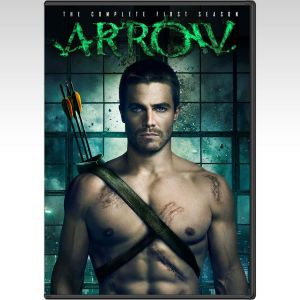 ARROW: THE COMPLETE 1st SEASON - ARROW: 1η ΠΕΡΙΟΔΟΣ (5 DVDs)
