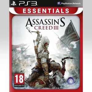 ASSASSIN'S CREED 3 - ESSENTIALS (PS3)