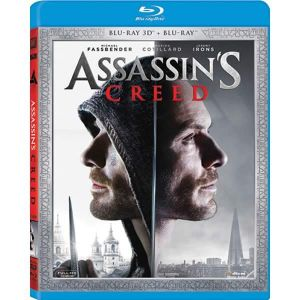 ASSASSIN'S CREED 3D (BLU-RAY 3D + BLU-RAY)