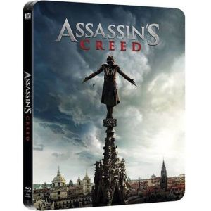 ASSASSIN'S CREED 3D - Limited Edition Steelbook (BLU-RAY 3D + BLU-RAY) + ΔΩΡΟ ΠΡΟΣΤΑΤΕΥΤΙΚΗ ΘΗΚΗ Steelbook