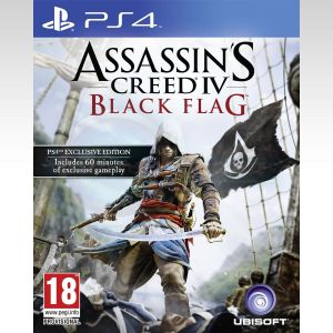 ASSASSIN`S CREED 4: BLACK FLAG (PS4)