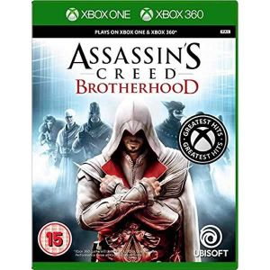 ASSASSIN'S CREED BROTHERHOOD Compatible (XBOX ONE, XBOX 360)